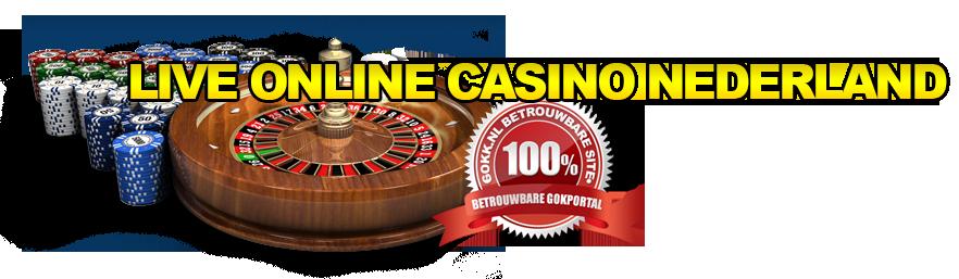 Live Online Casino's
