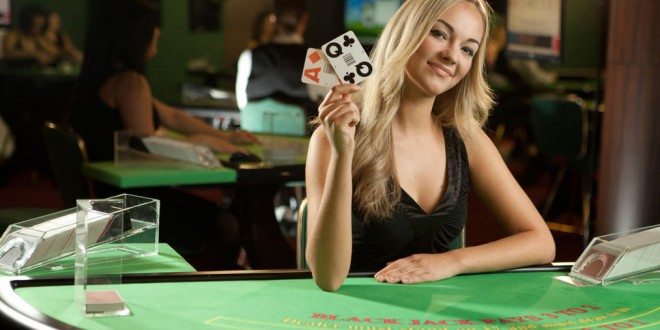 Live Casino: Blackjack Spelen