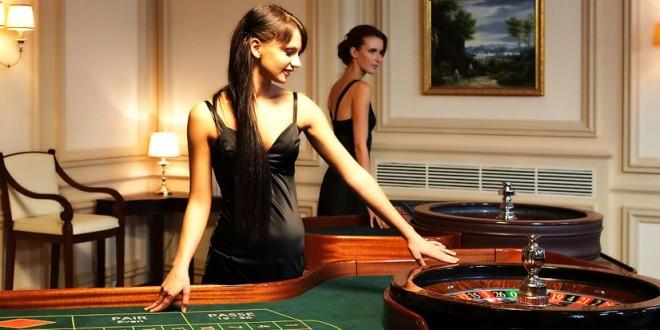 Live Casino: Roulette spelen